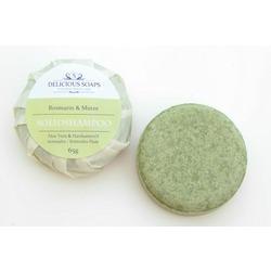 Solid Shampoo Rosmarin & Minze