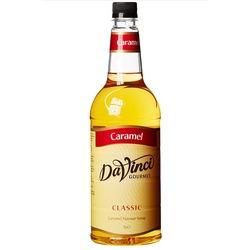 davinci gourmet caramel flavour syrup