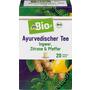 dmBio Früchte- & Kräuter-Tee, Ayurvedischer Tee mit Ingwer, Zitrone & Pfeffer (20x2g)