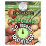 Balance Foods Organic Garden Vegetables 60 Second Soup in a Cup 4 Sachets