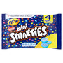 Nestlé Mini Smarties 4 Pack 100g