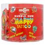 Ascom Confection Bubble Gum Happy Tattoo x200