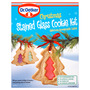 Dr. Oetker Christmas Stained Glass Cookie Kit 210g