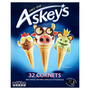 Askeys 32 Cornets