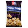 Beigel & Beigel Cracker Crisps Sour Cream & Onion 300g