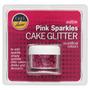 Cake Decor Edible Pink Sparkles Cake Glitter