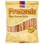 Beigel & Beigel Pretzels Mega Sesame Sticks 150g