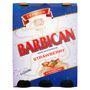 Barbican Premium Non Alcoholic Strawberry 6 x 330ml