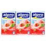 Alpro Soya Strawberry Flavour Shake 3 x 250ml