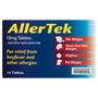 AllerTek 10mg Tablets 14 Tablets