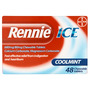Rennie Ice Coolmint Chewable Tablets 48 Chewable Tablets