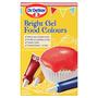 Dr. Oetker Bright Gel Food Colours 45g