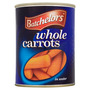 Batchelors Whole Carrots in Water 540g