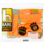 Bare Necessities 80g Carrot Snack Pack