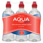 Aqua Twist Sport 100% Natural Mineral Water 6 x 750ml