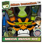 Ben 10 Alien Invasion Mega Wash Kit
