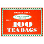 Barber Daly 100 Tea Bags 227g