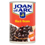 Joan of Arc Black Beans 425g