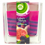 Air Wick Colours of Nature Purple Blackberry Fig Ribbons Candle 180g