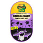 Tropical Sun Caribbean Style Mackerel Fillets in Mild Curry Sauce 160g