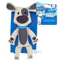 Battersea Dogs & Cats Home Floppy Dog Squeaky Toy