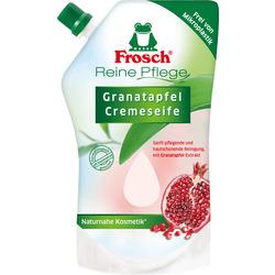 Frosch Flüssigseife Granatapfel Nachfüllpackung