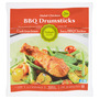Aafiyah Halal Chicken BBQ Drumsticks Juicy BBQ Chicken 500g