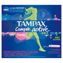 Tampax Compak Super Scented Applicator Tampons x20