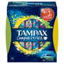 Tampax Compak Pearl Multi-Pack Applicator Tampons 18ct