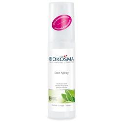 Biokosma DEO SPRAY Salbei neutraler Duft - ohne Aluminium Salze