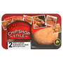 Ballineen Chip Shop Style 2 Irish Cheese Burgers in a Bun with Ketchup 285g