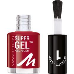 MANHATTAN Cosmetics Nagellack Super Gel Xmas Limited Merry Christmas 004