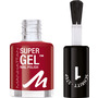 MANHATTAN Cosmetics Nagellack Super Gel Xmas Limited Merry Christmas 004